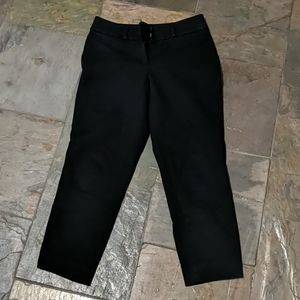 LOFT Riviera cropped trousers